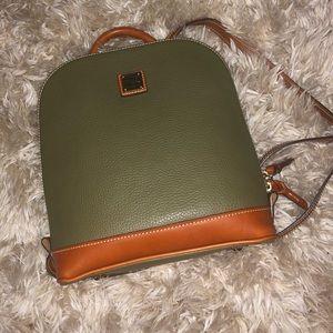 Dooney & Bourke zip pod backpack